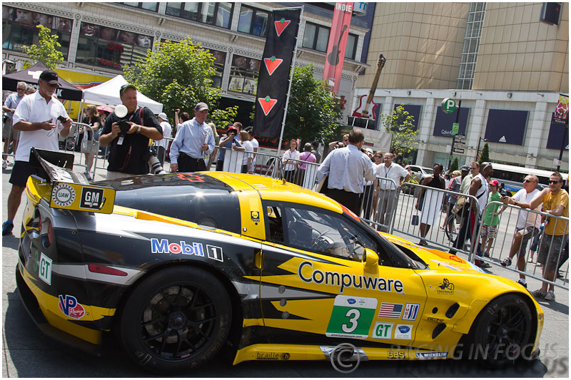 GP of Mosport-Yonge Dundas Square