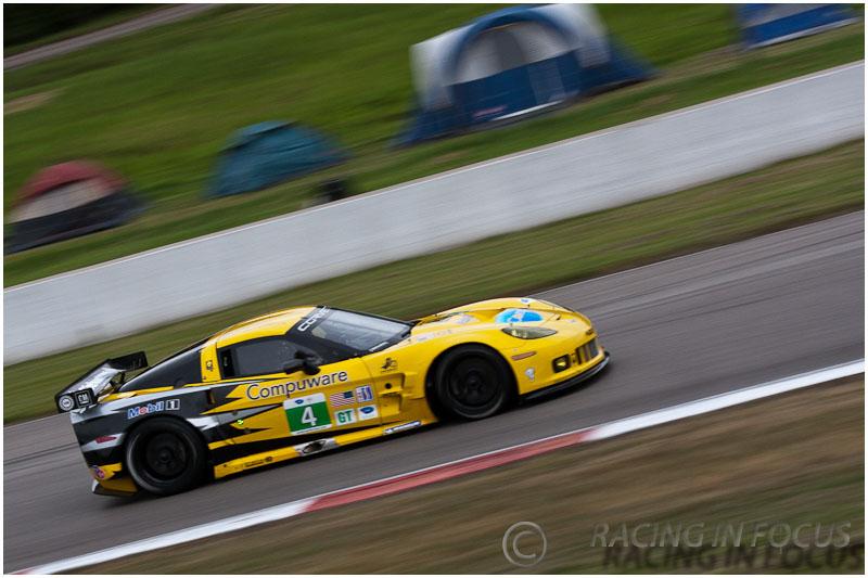 Corvette Racing-ALMS