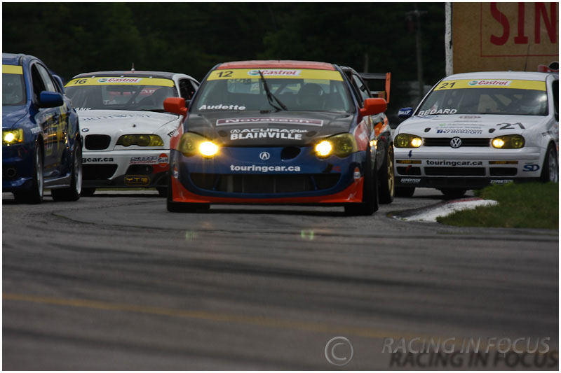Castrol Canadian Touring Car Championship