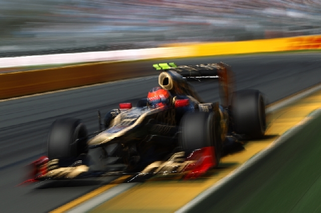 Romain-Grosjean-car