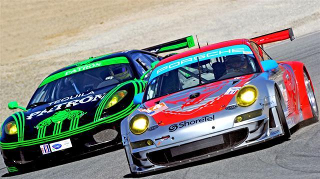 Porsche-Ferrari