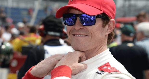 Scott-Dixon-IMS-500-Qualifying-2015