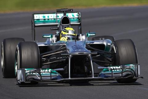 Pole master Rosberg 'bloody good' - Hill