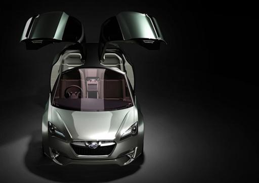 Subaru-Hybrid-Tourer