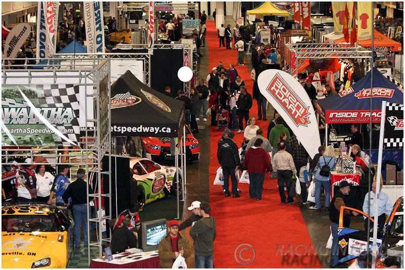 CANADIAN MOTORSPORT SHOW 2010