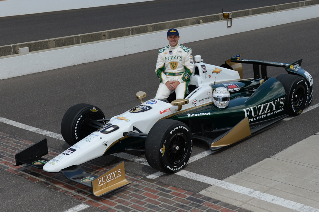 Ed-Carpenter-Indy-500-pole